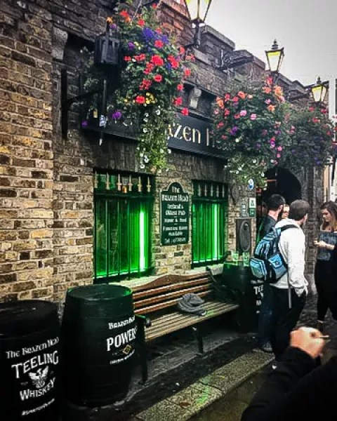 Dublin's Oldest Pub - The Brazen Head