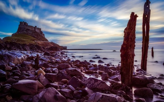 The Colorful History of Lindisfarne