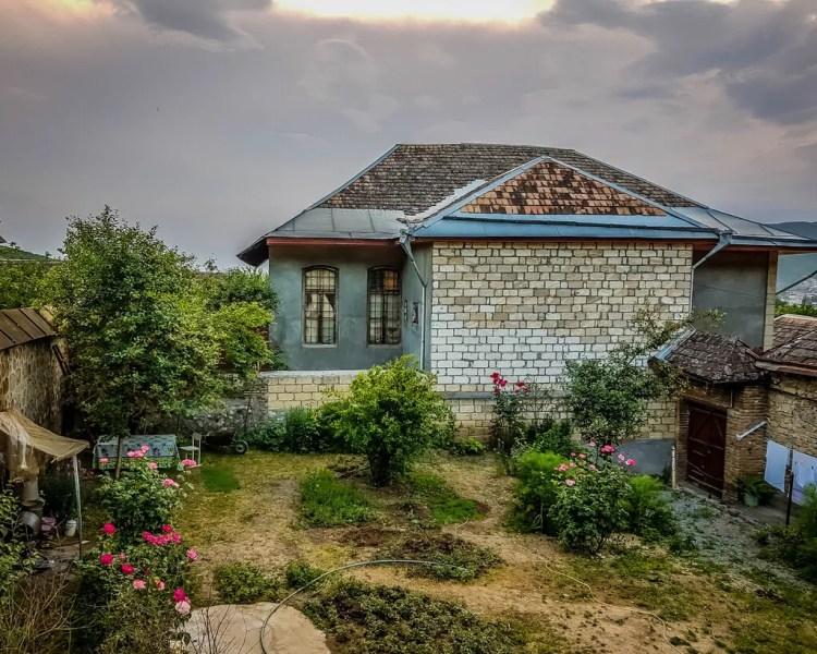 Azerbaijan - Sheki - Ilgar's House