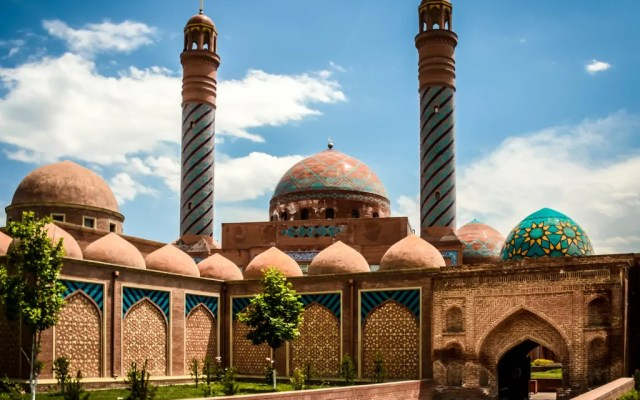 Immamzadeh is the second most important pilgrimage site in Shia Islam