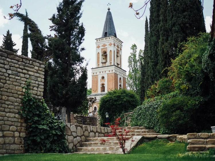 Georgia - Kehkti - Bodbe Monastery