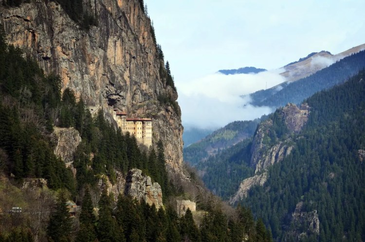 Turkey - Sulema Monastery