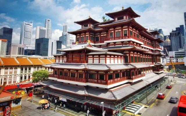 No Place Like It: A History of Singapore