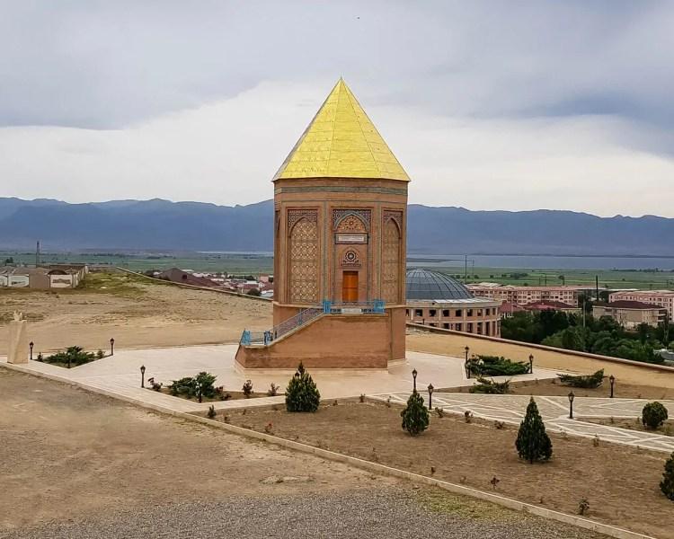 Azerbaijan - Nakhchivan - Noah's Tomb