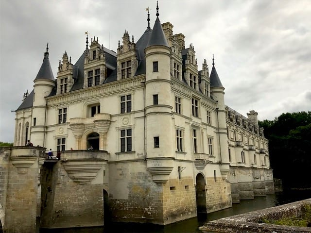 Château Chenonceau. Photo by Christina Román. Reused with Permission.