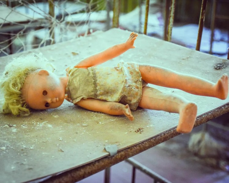 Ukraine - Chernobyl - Day Care