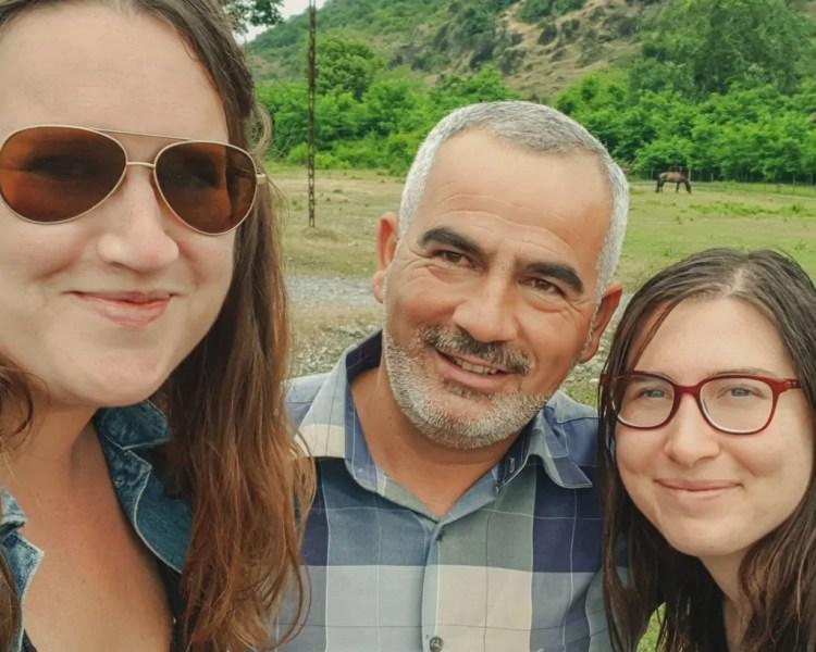 Azerbaijan - Kurmuk - Taxi