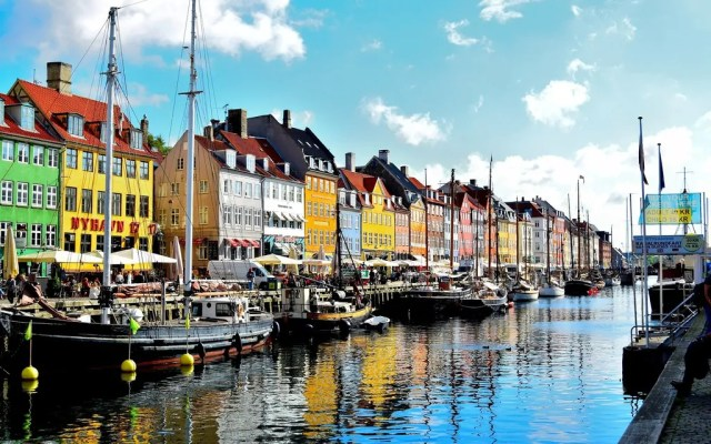 Rick Steves Over Brunch: Copenhagen