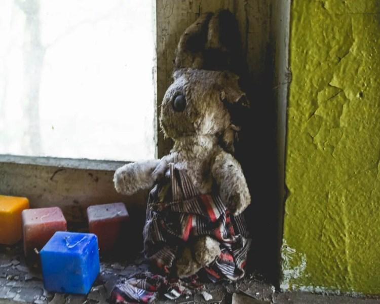 Ukraine - Chernobyl - Kindergarten