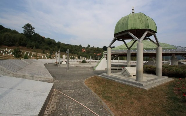 The Massacre at Srebrenica