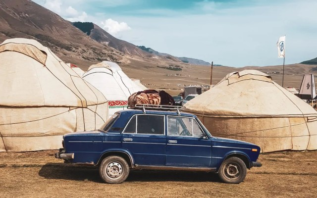 Are your bags packed and ready for Kyrgyzstan?