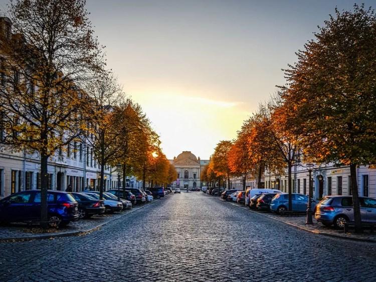 Germany - Dresden Neustadt - Königstrasse