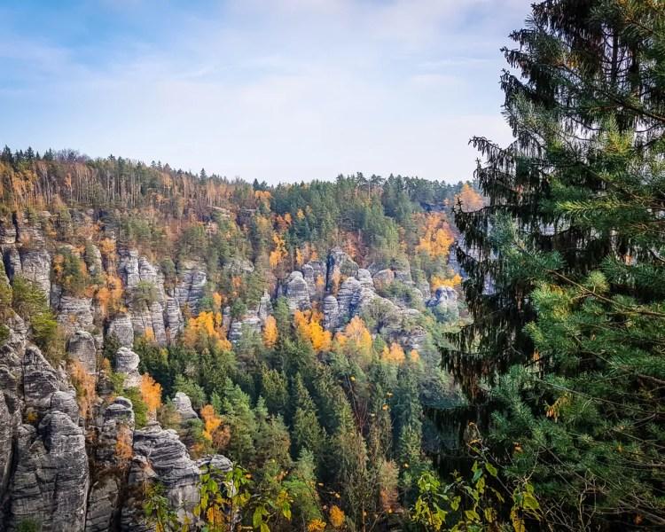 Germany - Saxon Switzerland National Park