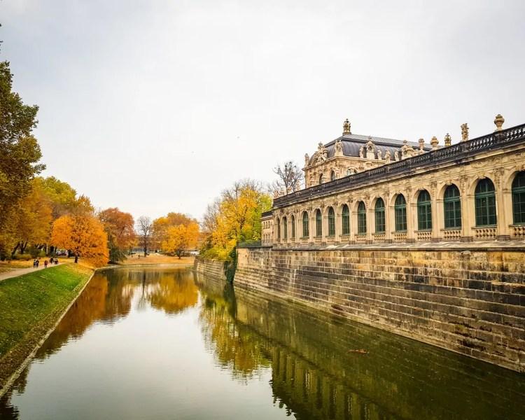 Germany - Dresden - Zwinger