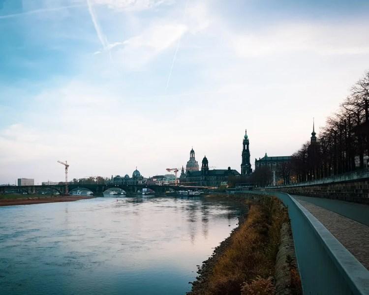 Germany - Dresden - Elbe River