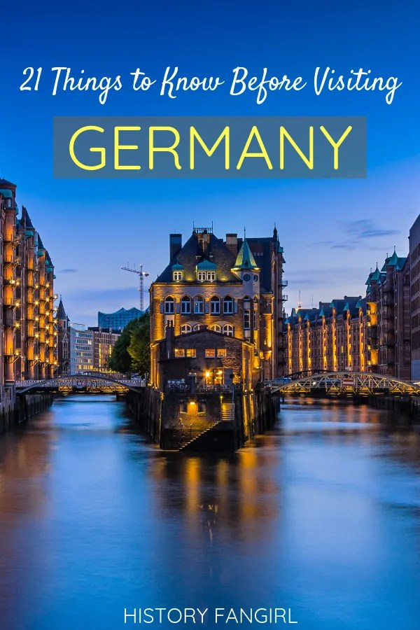 21 Things to Know Before Traveling to Germany: Tips, Tricks, & Advice
