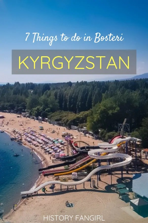 7 Chilled-Out Things to Do in Bosteri, Kyrgyzstan