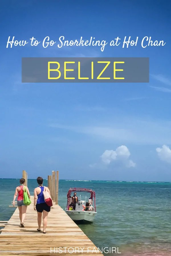 How to Go Snorkeling in Hol Chan Belize