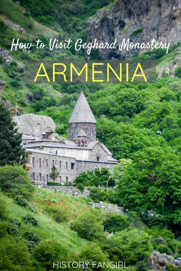 How to Visit Geghard Monastery in Armenia