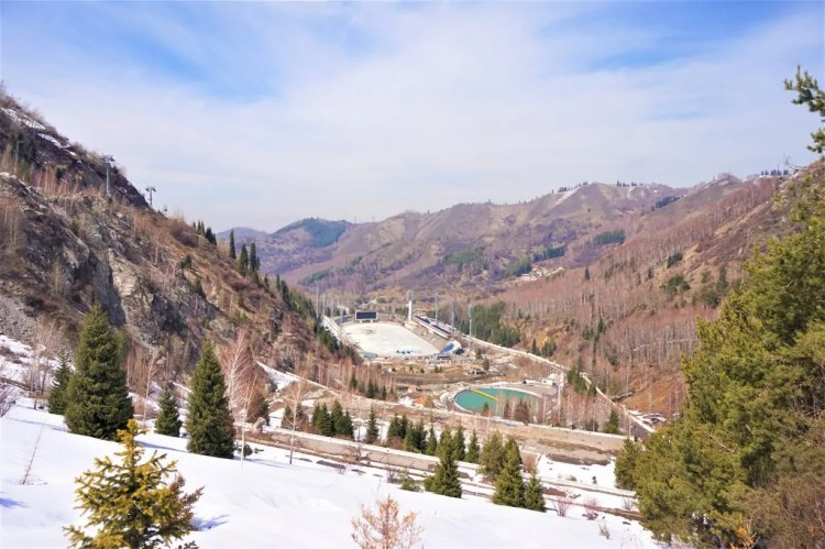 Kazakhstan - Day trips from Almaty Collab - Medeu