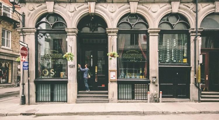 Canada - Montreal - City Block - Pixabay