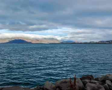 Iceland - Reykjavik - Faxaflói Bay