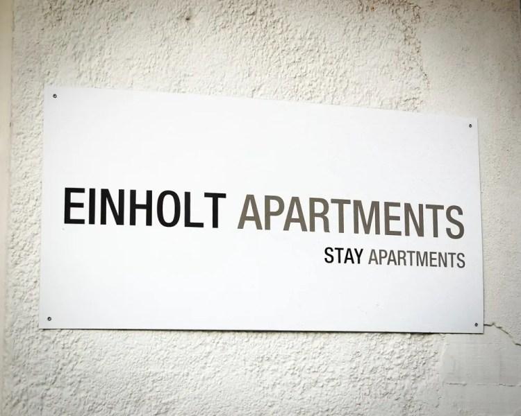Iceland - Reykjavik - Einholt Apartments