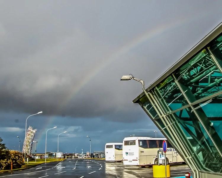 Iceland - Reykjavik - Keflavik Airport