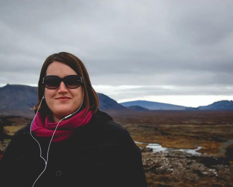 Iceland - Reykjavik - Thingvellir Stephanie