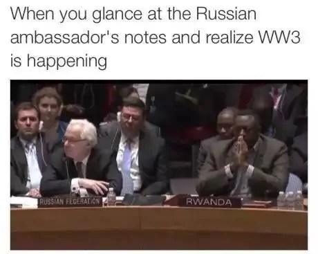 WW3 Memes