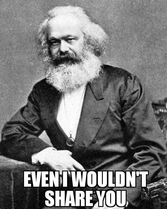 Valentine's Day History Meme Karl Marx Memes