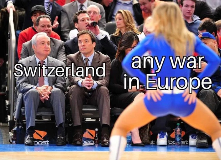 Switzerland Meme