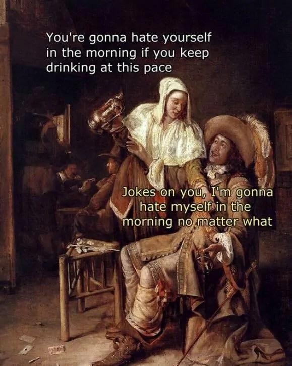 art history meme