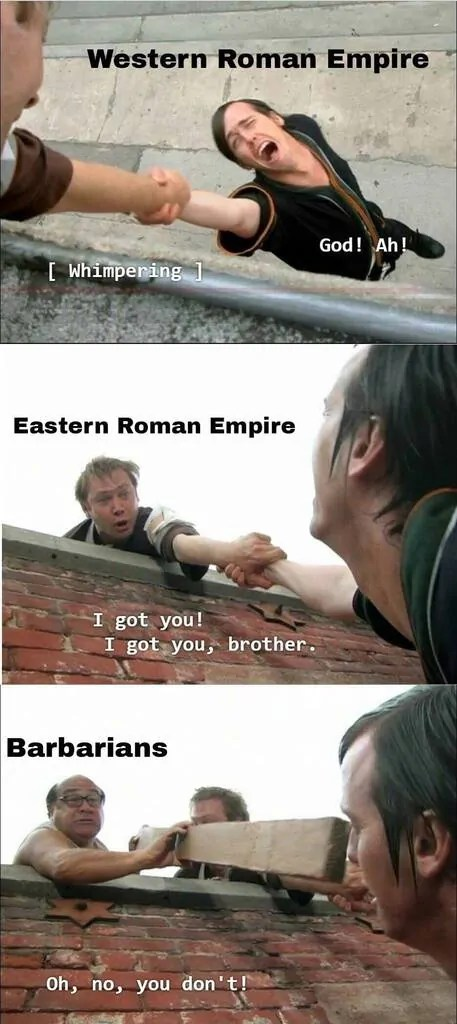 Eastern Roman Empire Meme