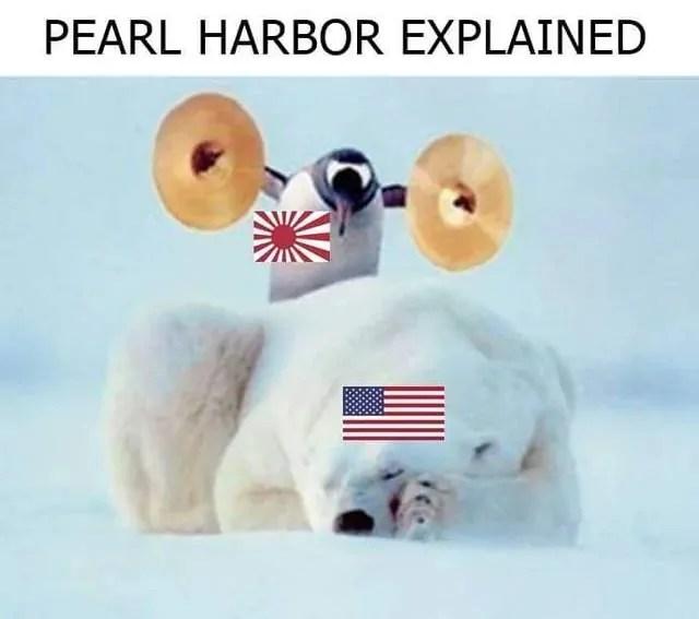 Pearl Harbor Meme