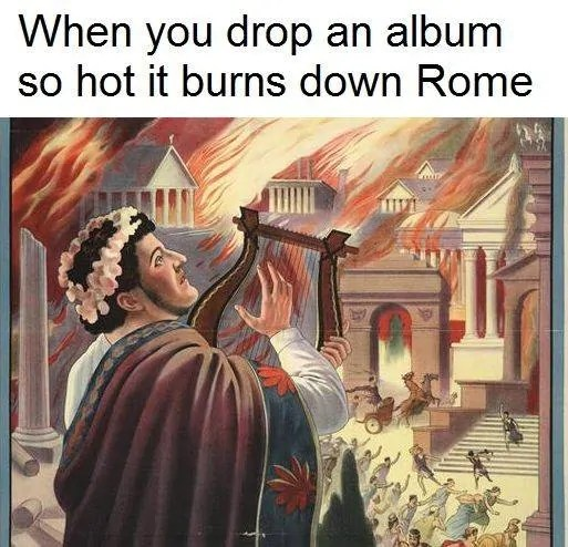Nero Roman History Memes