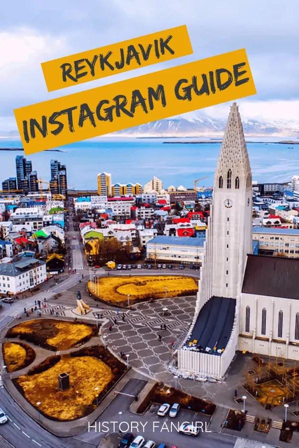 The Best Reykjavik Instagram Spots