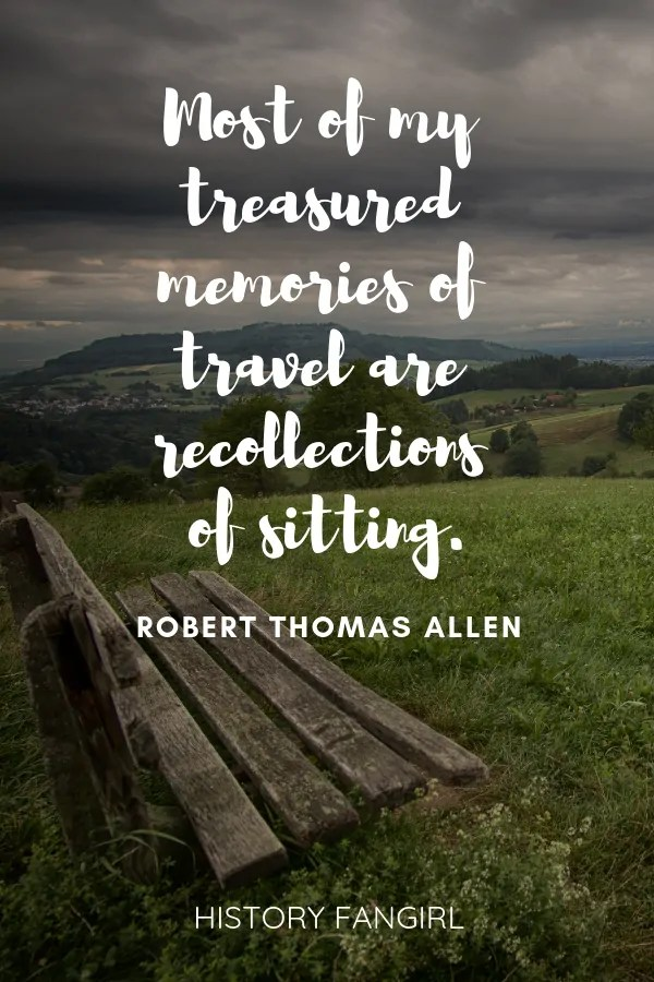 quotes about travel memories