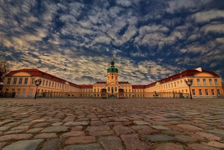 Germany - Berlin - Charlottenburg Palace - berlin-3415445_1920