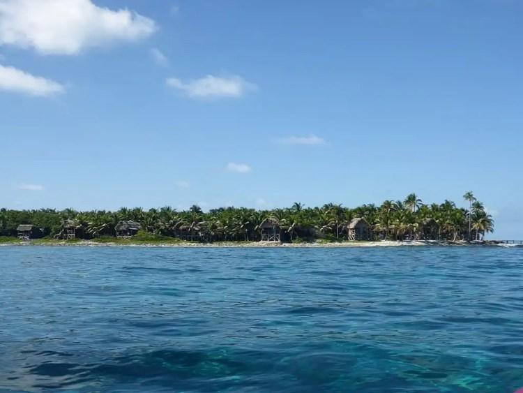 Belize - Glover's Reef - Best Belize Beaches in Belize