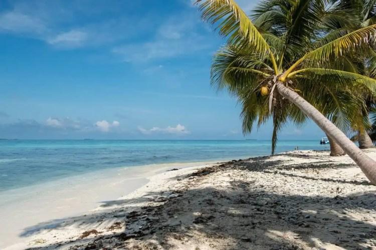 Belize - Laughing Bird Caye - Beach
