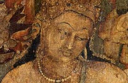 Paintings of Ajanta Caves tell us about art and culture of that period. Paintings are the important source of ancient indian history.