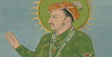 Jahangir was third son of Akbar. He became king after Akbar