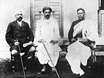 """Bipin Chandra Pal with Lala Lajpat Rai and Bal Gangadhar Tilak played an important role in the Independence of India. These three people are called the """"Lal Bal Pal"""" triumvirate."""