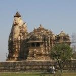Chitragupta temple in Khajurahois an 11th-century temple of Surya (sun god). Architecturally similar to the nearby Jagadambi temple.