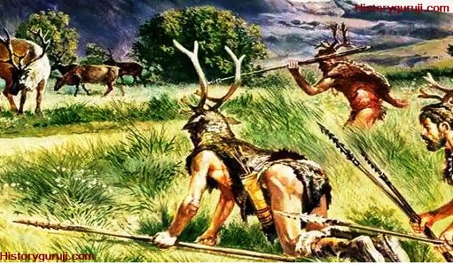 भारत में प्रागैतिहासिक संस्कृतियाँ : मध्यपाषाण काल और नवपाषाण काल (Prehistoric Cultures in India : The Mesolithic Period and the Neolithic Period)