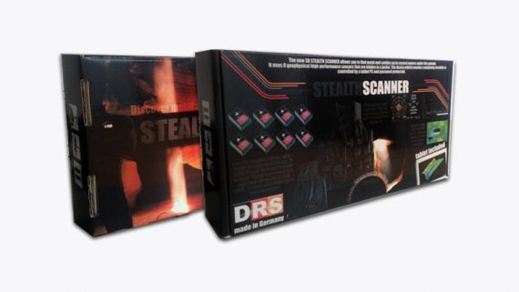 drs 3d stealth scanner
