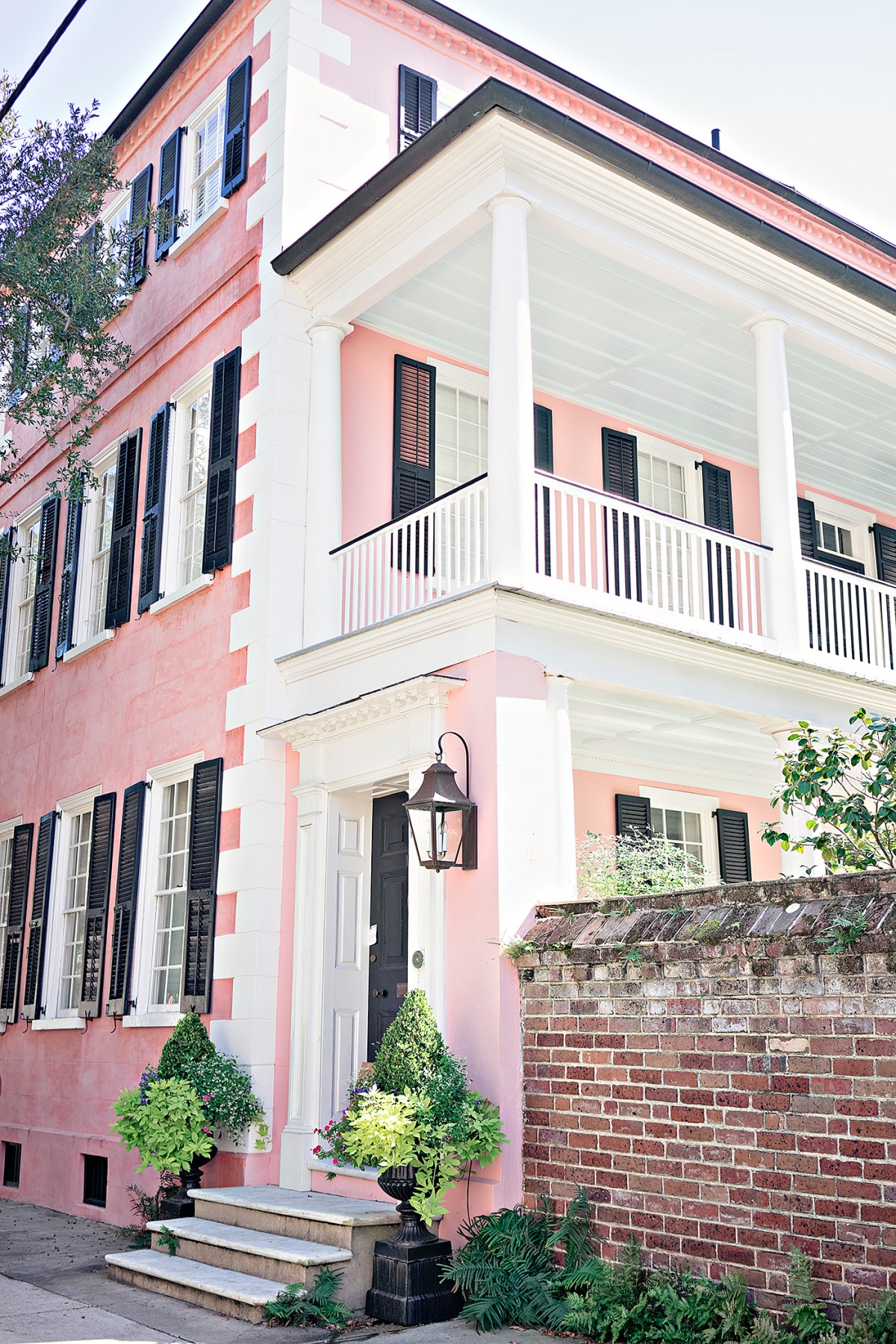 Pink House, Charleston