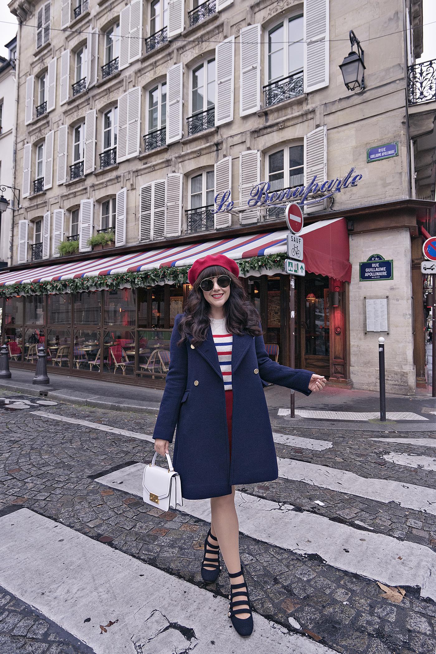 History in High Heels, Paris