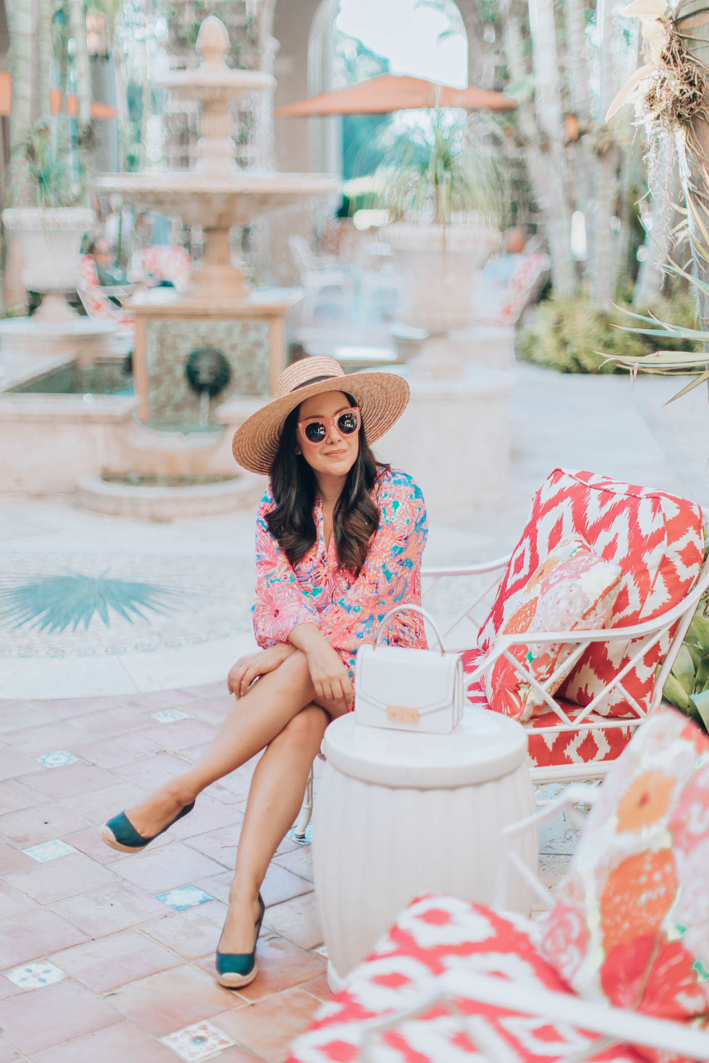 Lilly Pulitzer, Palm Beach, The Breakers